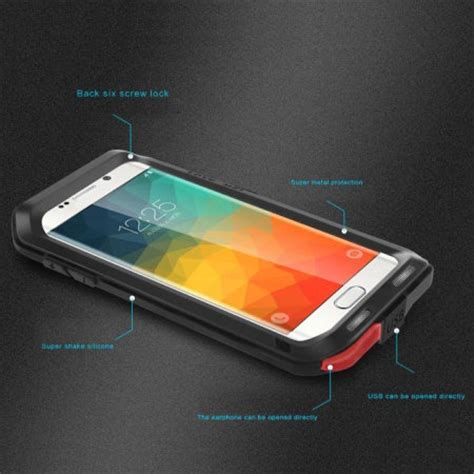 Mei Samsung S6 mei powerful samsung galaxy s6 edge plus protective