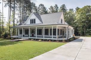 Southern Farmhouse by Dream Home White Farmhouse Southern Living And Southern