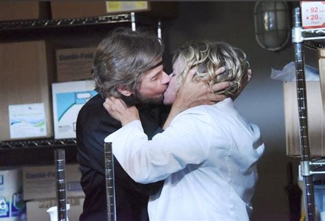 days of our lives spoilers stephen nichols peter reckell days of our lives spoilers steve and kayla get