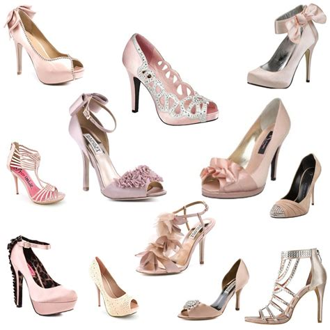 wedding shoes blush pink the 171 best images about blush pink silver