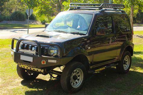 Suzuki Seirra Suzuki Jimny Wagon Brown 53782 Superior Customer