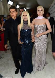 Donatella Versace Tells Clinton To Take by Donatella Versace Gaga Oscars Www Pixshark