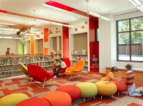 library ideas what a school library could look like making them readers