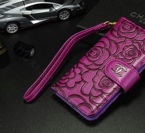 Genuine Leather Flip Iphone 7 Plus 7s Plus buy wholesale chanel pattern genuine leather
