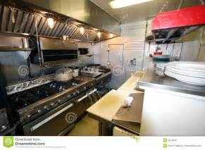Kitchen Design Layout Ideas For Small Kitchens small kitchen in a restaurant stock photography image