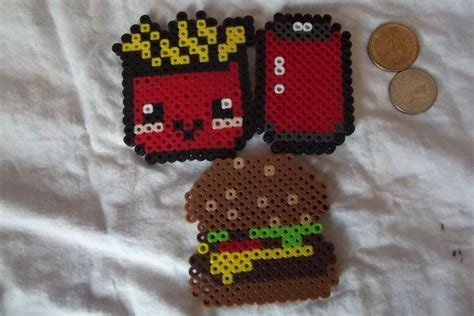 bead diet 19 best melty images on hama bead
