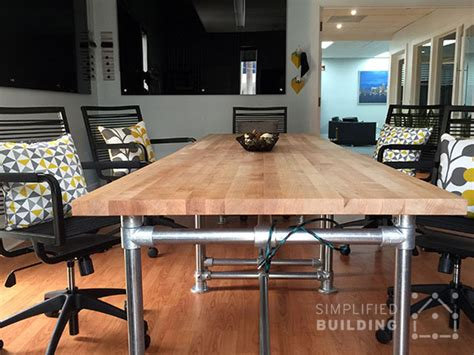 Boardroom Table Ideas 5 Modern Conference Table Ideas Simplified Building