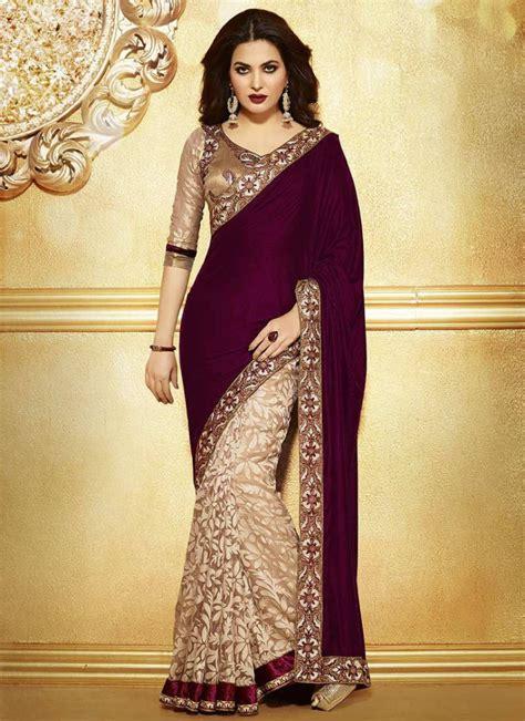 latest half sarees designs 2016 30 latest evening sarees designs 2017 sheideas