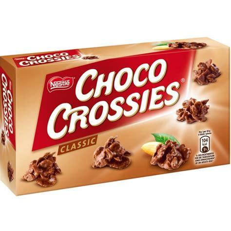 nestle choco crossies classic