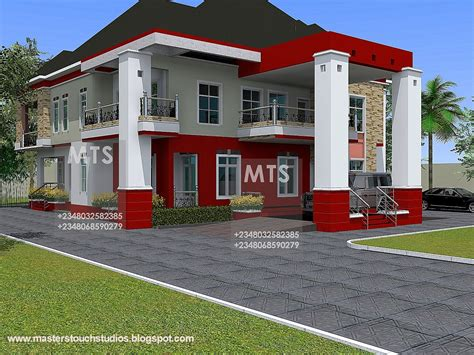 5 bedroom duplex design mr nnamdi 5 bedroom duplex residential homes and