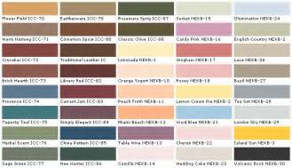 behr paint colors interior color chart