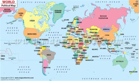 usa map labled countries labeled world map map of united states