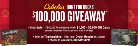 Free Cabela S Gift Card - thrifty momma ramblings free cabelas gift card giveaway