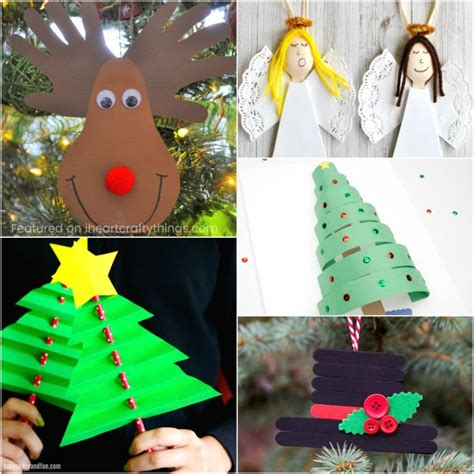 christmas arts and crafts ideas 50 arts and crafts ideas i crafty things