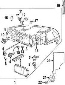 2005 Volvo S40 Low Beam Bulb Volvo 30655965 Genuine Oem Low Beam Bulb Harness Ebay