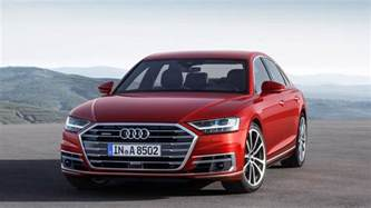 2018 audi a8 debuts packed with future facing tech the drive