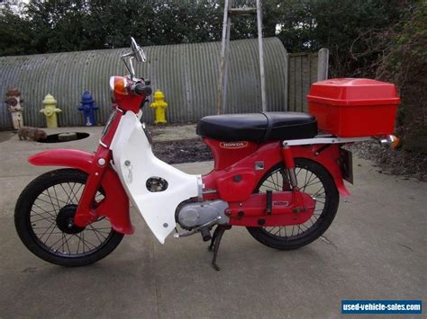 honda mopeds for sale 1980 honda c50 for sale in the united kingdom