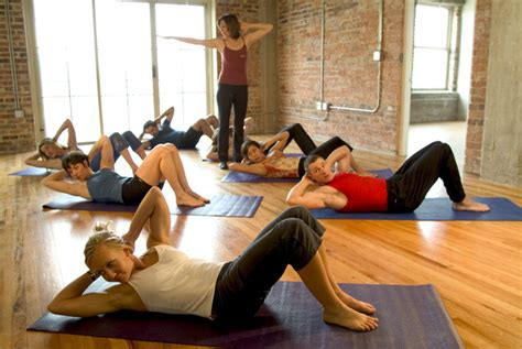 Pilates Mat Class by Free Pilates Class Six Pack Special Mission