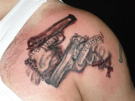 aequitas veritas tattoo boondock saints tattoos designs ideas and meaning