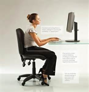 Best Desk Chair For Bad Posture Rebelwell Ergonomics