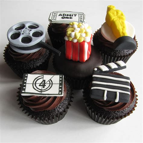 themed cupcake decorations cupcakes flickr photo