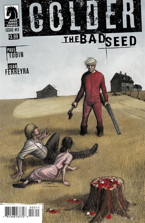 the bad seed book trailer preview colder the bad seed 3
