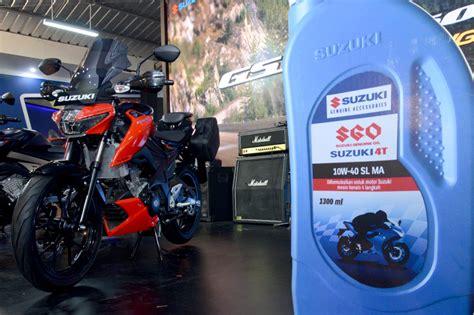 Pelumas Motor Pelumas Mesin Suzuki Gsx R150 Dan Gsx S150 Otospirit