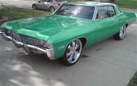 Auto Paint For Sale Near Me Another Blu Bowtie 1968 Chevrolet Impala Post 4746787 By