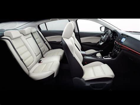 Mazda 6 White Interior by Mazda 6 I Grand Touring Plus 2015
