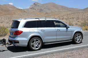 Mercedes Us 2016 Mercedes Gl Facelift Spied Testing In The Us
