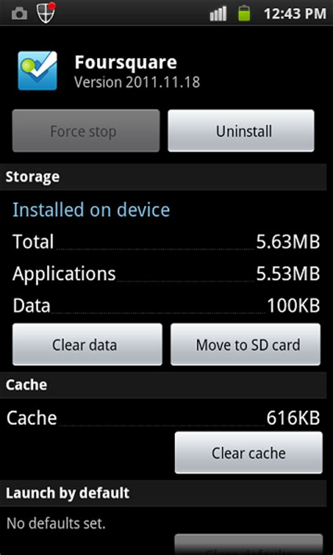 clear cache on android how to clear application app data cache in android