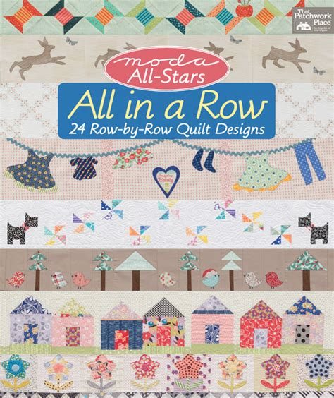 Row By Row Quilts Patterns by Row By Row Quilt Patterns Moda Designers Faboo Fabric