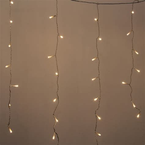 99 210led icicle curtain fairy light indoor outdoor window