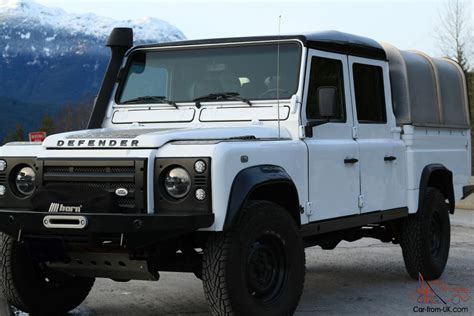 land rover defender 2015 2015 land rover defender 130 pictures information and