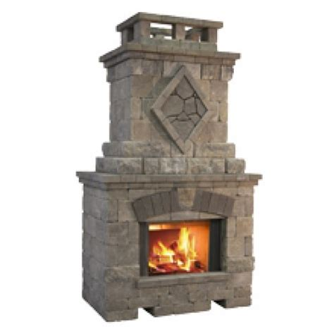 Fireplace Bristol belgard elements bristol fireplace 36in wood