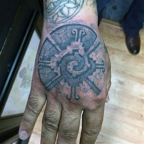 mayan tattoos for men 80 mayan tattoos for masculine design ideas