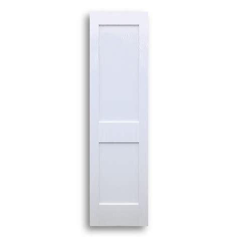Shaker Style Primed Interior Door 22inch X 80inch 22 Inch Prehung Interior Door