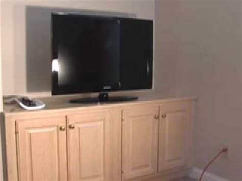 Using Kitchen Cabinets For Entertainment Center Entertainment Center Cabinets