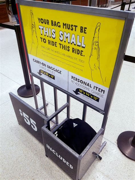 spirit airlines personal item backpack what you need to know about flying on spirit airlines