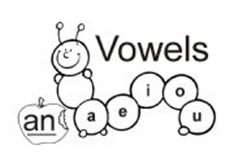 coloring pages for vowels worksheet vowels