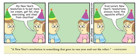 new year comic strips perfectly world new years resolutions