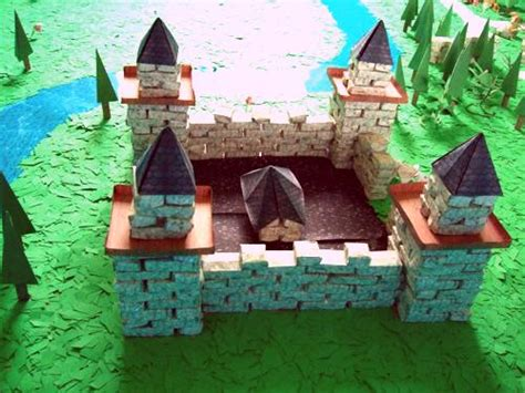 Castle Origami - joost langeveld origami page