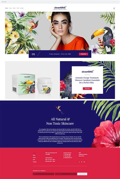 680 Best Wix Website Templates Images On Pinterest Buy Wix Templates