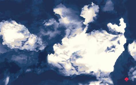 wallpaper blue pinterest navy blue white clouds kate spade desktop wallpaper