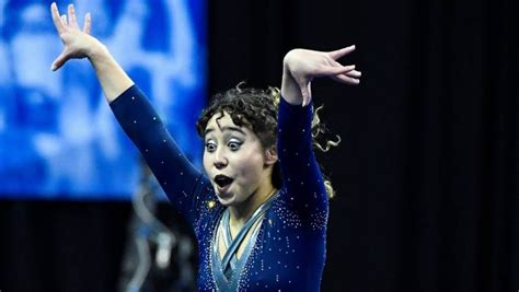 katelyn ohashi viral floor us gymnast katelyn ohashi wows the internet with perfect