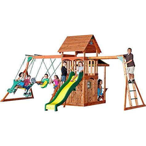 saratoga cedar swing set best swing sets 2017 top 10 swing sets reviews buying