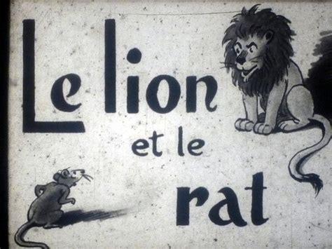 Film Le Lion Et Le Rat | le lion et le rat youtube