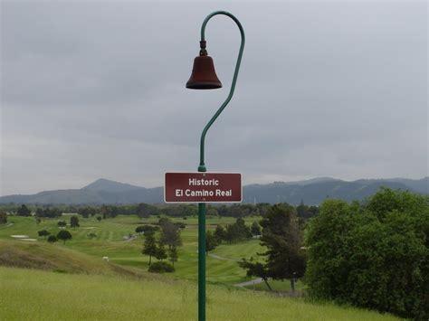 el camino real panoramio photo of historic el camino real bells