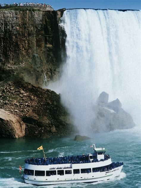 niagara falls boat launch maid of the mist ready for earliest launch in history