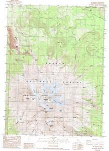 mount shasta topographic map ca usgs topo 41122d2